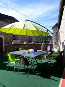 Terrasse5 Chez la Marcelle