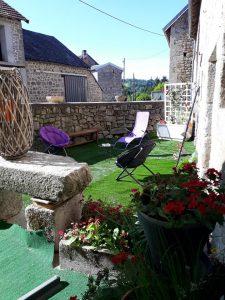 Terrasse3 Chez la Marcelle